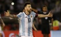 Trời xanh có thấu cho Messi?