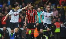 Nghiền nát Bournemouth, Tottenham tiếp tục gây sức ép mạnh mẽ lên Chelsea