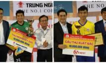 Bộ đôi 'song kiếm hợp bích' mới của bóng đá Đồng Tháp: Bản sao Quang Hải và Bùi Tiến Dũng
