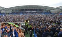 Đã xác định đội bóng đầu tiên lên đá Premier League 2017/2018