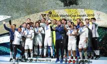 CHÙM ẢNH: Ngày Ronaldo cùng Real lên đỉnh FIFA Club World Cup 2016
