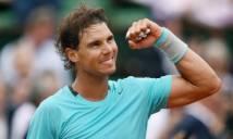 Nadal lên tiếng xác nhận thời gian trở lại