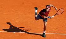 Federer trở lại cùng chiến thắng tại Monte Carlo