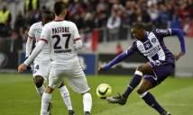 Toulouse vs PSG, 01h45 ngày 24/09: Vật cản bất ngờ
