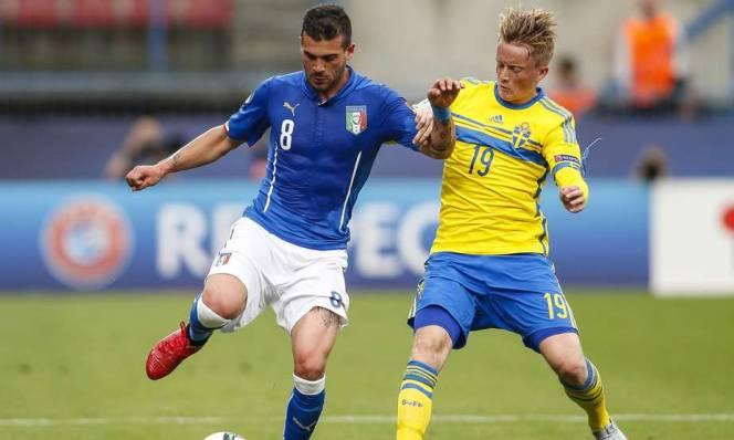 Italia vs Thuỵ Điển, 20h00 ngày 17/06