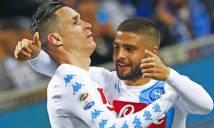 Cuộc đua á quân Serie A: Napoli sáng cửa