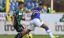 Nhận định Sampdoria vs Sassuolo 21h00, 17/12 (Vòng 17 - VĐQG Italia)