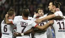 PSG đi vào lịch sử Ligue 1