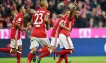 Hạ gục M'gladbach, Bayern vững vàng với ngôi đầu bảng