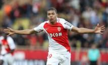 Điểm tin tối 25/4: Monaco hét giá cực Sốc cho Mbappe