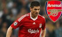 Arsenal 'vồ hụt' Xabi Alonso vì Wenger nổi máu keo kiệt