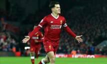 Thiếu Coutinho, Liverpool vẫn khiến Guardiola dè chừng