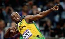 Donovan Bailey: 'Đừng dại đánh cược Usain Bolt thất bại'