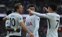 Tottenham hủy diệt Southampton bằng đẳng cấp, Kane đi vào ngôi đền huyền thoại