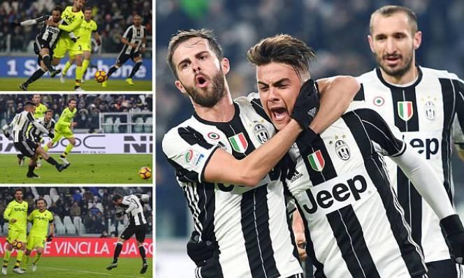 Juventus - Bologna: Song sát rực sáng
