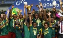 Ngược dòng hạ Ai Cập, Cameroon vô địch CAN 2017
