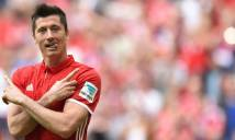 Lewandowski báo tin vui cho người hâm mộ trước trận lượt về với Real