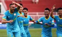 Nhận định Sanna Khánh Hòa vs B.Bình Dương, 17h00 ngày 25/11 (Vòng 26 V.League 2017)