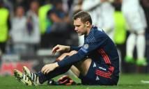 SỐC: Hùm xám đối diện nguy cơ mất Neuer vài tháng vì chấn thương