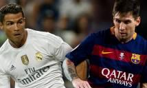 Ronaldo: 'Tôn trọng nhưng không phải bạn bè tốt với Messi'
