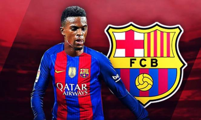 Barca sắp đón hậu vệ phải mới từ Benfica