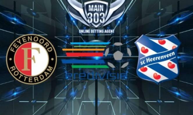 Feyenoord vs Heerenveen, 02h45 ngày 29/01: Tìm lại bản ngã