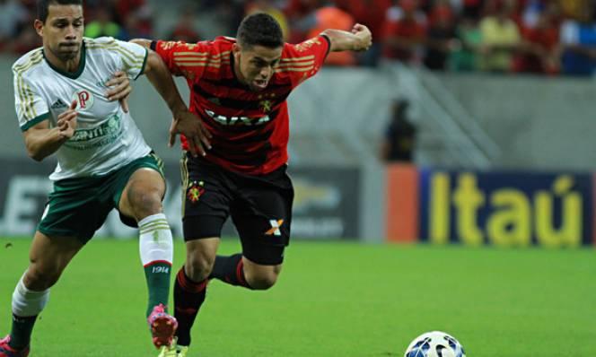 Sport Recife vs Palmeiras, 06h00 ngày 05/7: Bảo vệ ngôi đầu