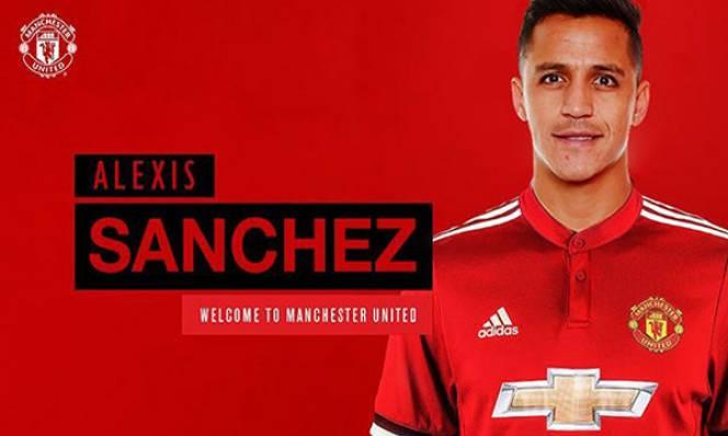 NÓNG: Hé lộ chi tiết thỏa thuận hợp đồng cực 'khủng' giữa Alexis Sanchez và Man United