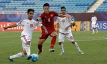2 điểm tử huyệt của U19 Việt Nam