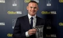 Rooney được vinh danh sau khi lập kỷ lục