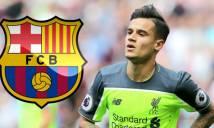 Liverpool đồng ý bán Coutinho cho Barca