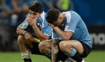Copa America 2019: Uruguay đau đớn rời giải sau khi để thua ở loạt penalty cân não