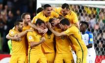 Bóng đá châu Á khó đi sâu ở VCK World Cup 2018