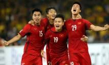 Quang Hải, 'Song Đức' độc chiếm 2 cuộc đua của BTC AFF Cup 2018
