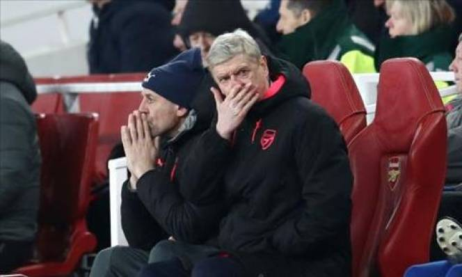 HLV Wenger lý giải thất bại tủi hổ của Arsenal trước đội bóng tí hon