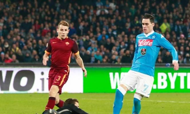 Roma vs Napoli, 21h00 ngày 04/03: Cân tài cân sức