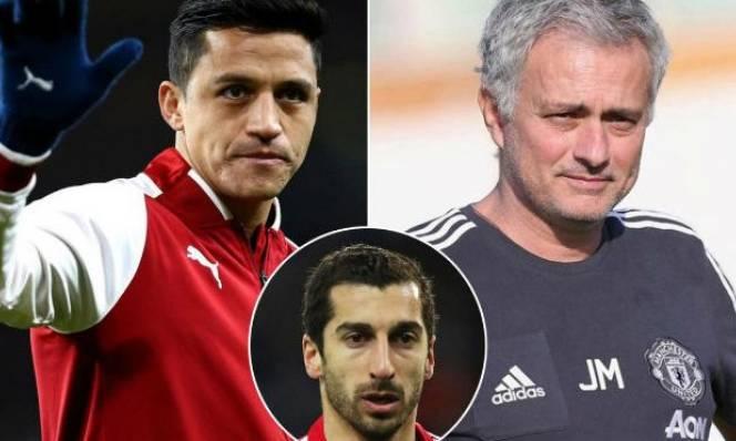NÓNG: Mourinho ngấm ngầm xác nhận Sanchez sắp về Man Utd