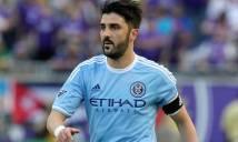 David Villa bị đuổi khỏi sân vì...công nghệ