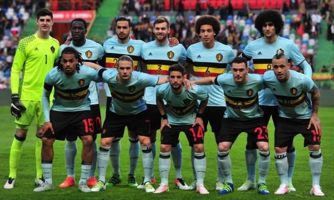 Sao gốc Đông Nam Á bị loại khỏi đội hình tuyển Bỉ