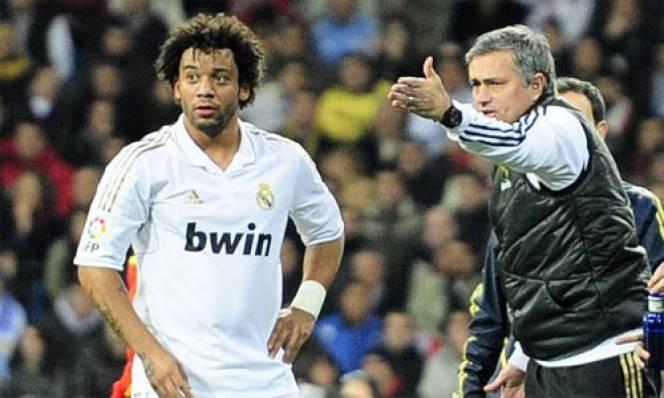 Marcelo: 'Sự khác biệt giữa Mourinho và Zidane là danh hiệu'