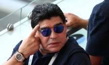 Diego Maradona xin lỗi FIFA sau lời nói xúc phạm trọng tài