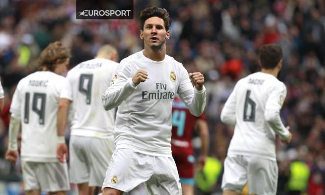 Chủ tịch Real chính thức xác nhận muốn có Messi