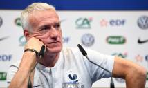 Deschamps mắng xối xả cầu thủ từ chối phục vụ ĐT Pháp