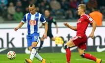 Hoffenheim vs Hertha Berlin, 21h00 ngày 30/10: Không hề đơn giản