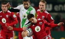 Wolfsburg vs Ingolstadt, 21h30 ngày 13/02: Lối đi nào cho bầy sói