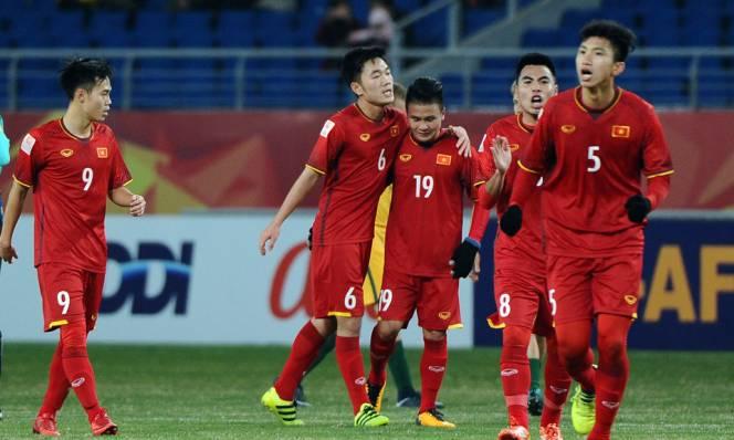 Xem trực tiếp U23 Việt Nam vs U23 Syria trên kênh nào?