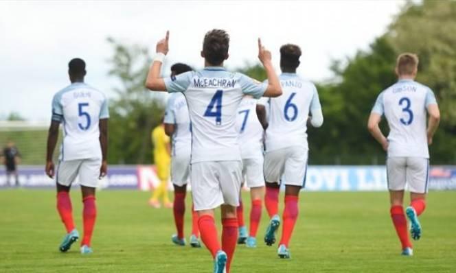U17 Anh vs U17 Hà Lan, 01h00 ngày 18/5 (Bán kết Giải U17 châu Âu)