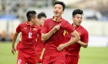 U22 Việt Nam nên đá với đội hình 4-1-4-1