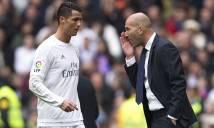 Nguy to cho ghế HLV của Zidane