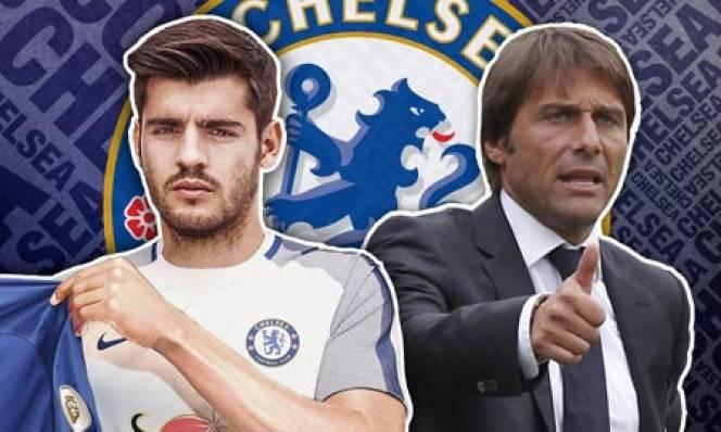 Chelsea là vua chuyển nhượng ở Ngoại hạng Anh
